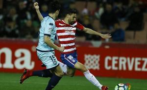 El Granada-Numancia se jugará el 11 de noviembre a las doce