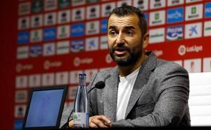 Diego Martínez: «Lo normal es esto, partidos muy disputados»