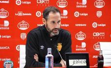 Vicente Moreno: «No hemos tenido el acierto suficiente»