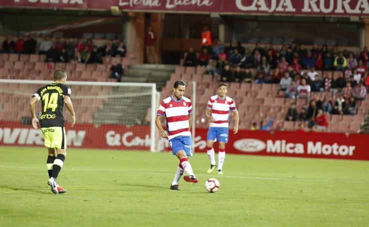 El Granada-Mallorca, en imágenes