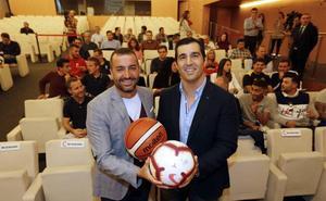 Diego Martínez y Pablo Pin, dos líderes y una difícil empresa