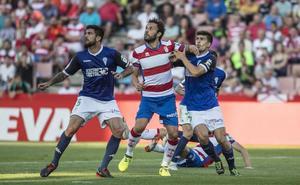 Granada CF | Una defensa de guante blanco
