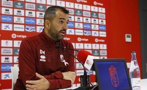 Diego Martínez: «Hay que ir mentalizado para sufrir y competir, ahí está el reto»