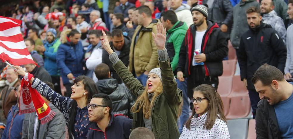 El Granada cede 120 entradas más a la afición del Almería