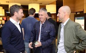 Lucas se presenta hoy con el Zaragoza y el Nástic despide a Gordillo
