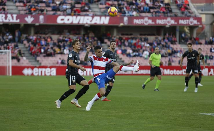 Todas las imágenes del Granada-UD Almería