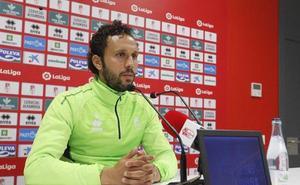 Germán: «La regularidad se obtiene gracias a la confianza del entrenador»