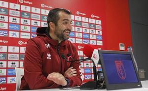 Diego Martínez: «Ojalá se llenara el estadio»