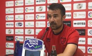 López Garai: «Nos toca quitarle la confianza a un equipo que la tiene por las nubes»
