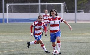 Victoria y goleada del Granada Femenino al Castuera