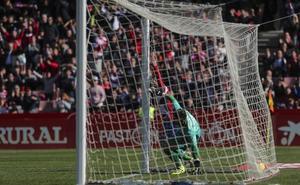 Siete puertas a cero en trece partidos para el Granada