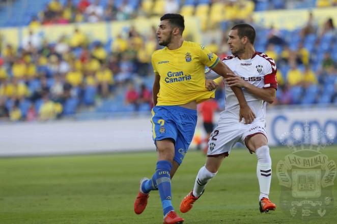 El 'virus FIFA' deja a Las Palmas sin dos de sus delanteros para el choque ante el Granada