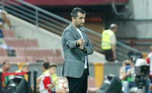 Diego Martínez tendrá que cumplir un partido de sanción por la tángana del pasado domingo