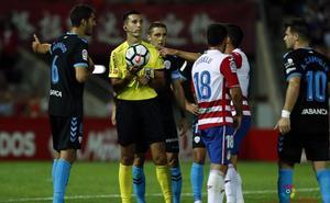 Areces Franco será el árbitro del partido de este viernes