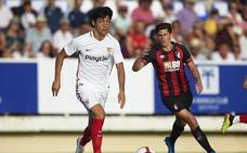 «Borja Lasso siempre ha jugado con Diego Martínez y con él le ha ido muy bien»