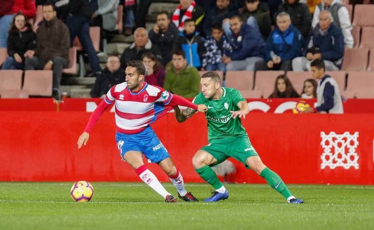 Todas las imágenes del Granada-Sporting