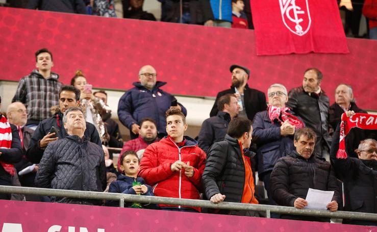 Encuéntrate en las gradas del Granada-Sporting