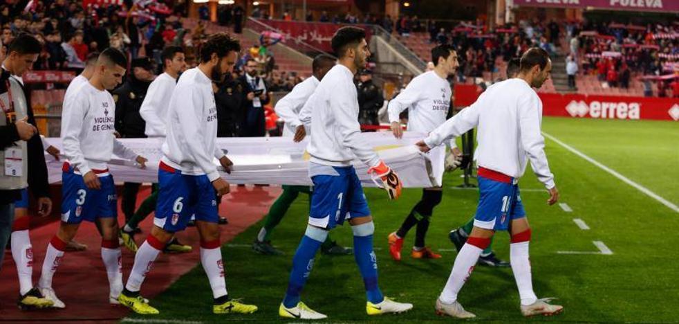Puntuaciones de los jugadores del Granada-Sporting
