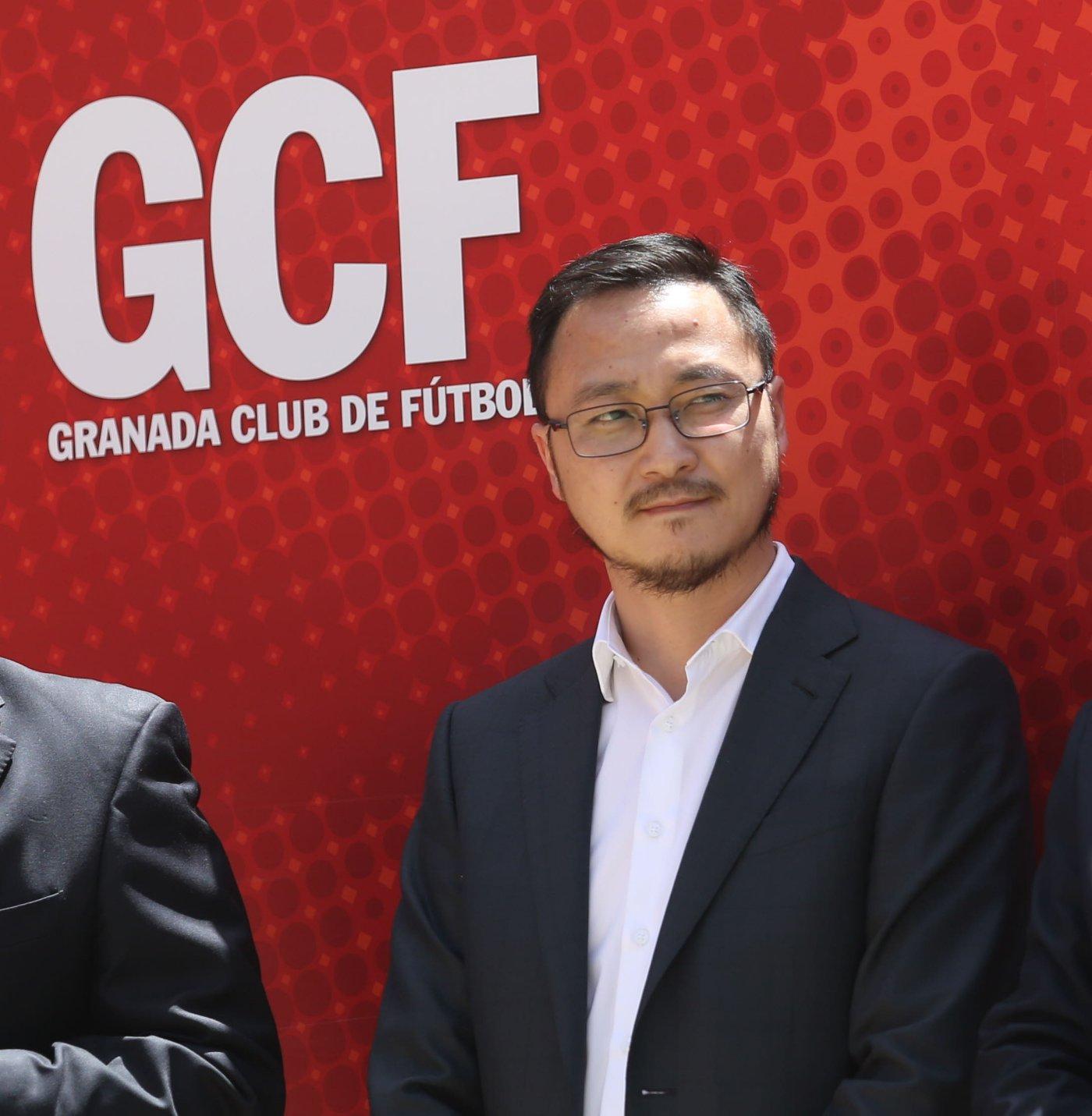 Kangning Wang deja de ser el vicepresidente del Granada