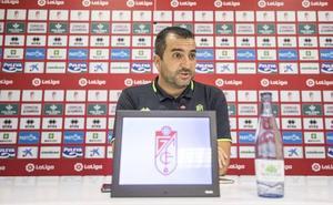 Diego Martínez: «El Nástic va a morder como si fuera la jornada 42»