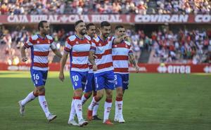 El Granada vuelve a ser el líder de Segunda