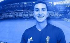 Javi Hernández, baja en el Oviedo para el próximo partido