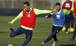 El Granada se prepara tácticamente para el Oviedo
