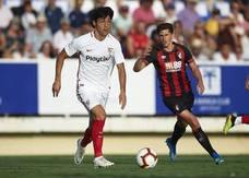 Sin contacto aún con el Sevilla para negociar por Borja Lasso