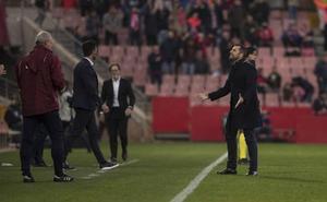Diego Martínez: «El equipo ha tirado de corazón»