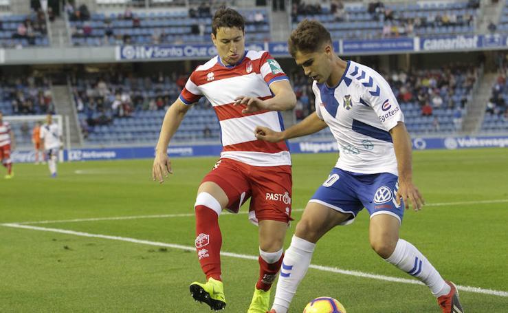 Las mejores jugadas del Tenerife - Granada CF