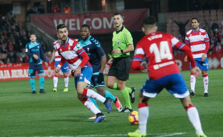 Las mejores jugadas del Granada CF - Albacete