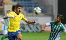 El Cádiz pierde a Garrido para el viernes