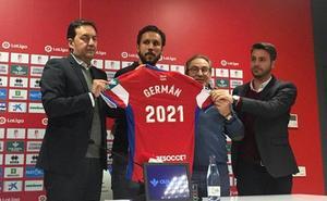 Germán renueva hasta 2021: «Es un orgullo seguir perteneciendo a este gran club»