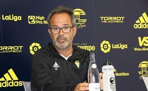 «Si estás tibio con el Granada te hace mucho daño»
