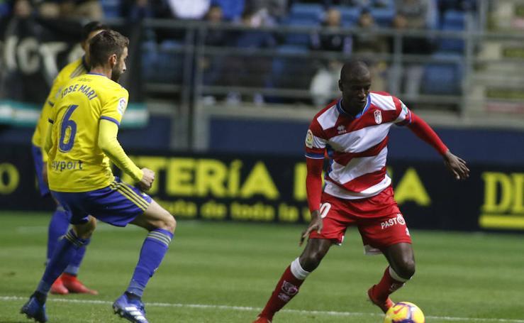 Los mejores momentos del Cádiz-Granada CF