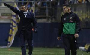 Diego Martínez: «El partido fue para no cometer errores»