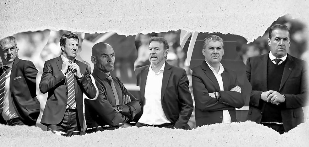 Elogios desde la distancia de los entrenadores anteriores