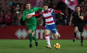 Granada CF - Elche: liderato restablecido