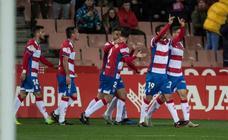 Las mejores jugadas del Granada CF - Elche