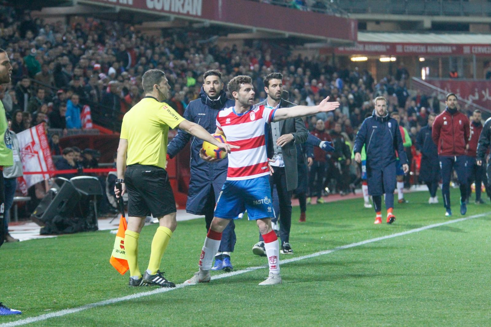 El Granada no puede con el Deportivo en casa