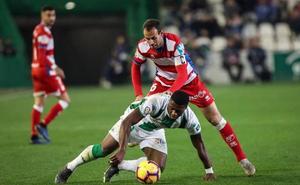 Ya hay cinco jugadores apercibidos de sanción en el Granada