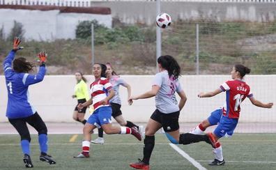 Contundente victoria del Granada CF femenino