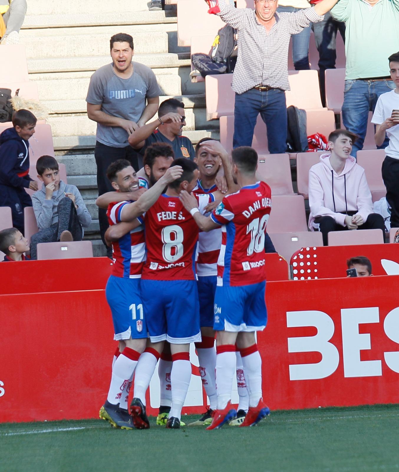 Germán da los tres puntos al Granada