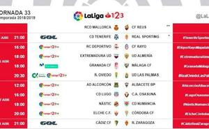 El derbi ante el Málaga será el sábado 6 de abril
