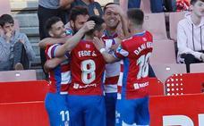 El Granada pasa de recibir trece goles a balón parado a sólo uno
