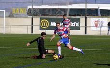 El Granada Juvenil gana en Cádiz y recupera la segunda plaza de la clasificación