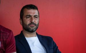 Diego Martínez: «Nos ha faltado último pase»