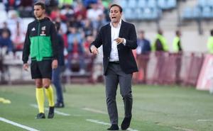 Fran Fernández: «Hemos dejado a un equipo de gran poder ofensivo sin ocasiones»