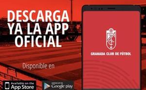 El Granada lanza su aplicación oficial para smartphones