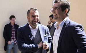 Diego Martínez y Pablo Pin, hijos de la pasión por el deporte